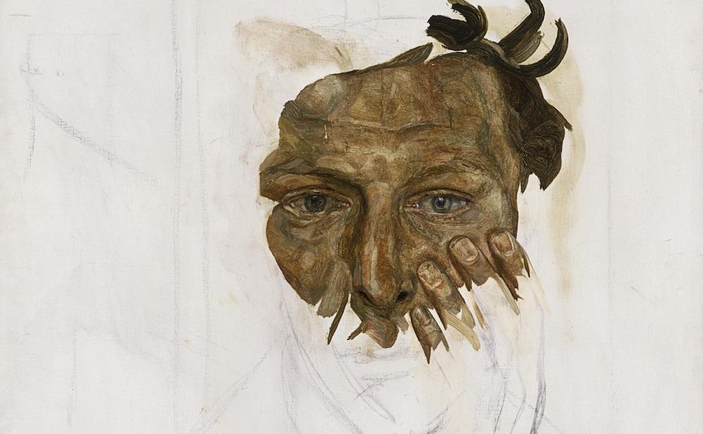Lucian Freud's Shadow Self