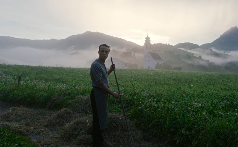 A Hidden Life Is a Passionate, Damning Meditation on Faith and Fascism