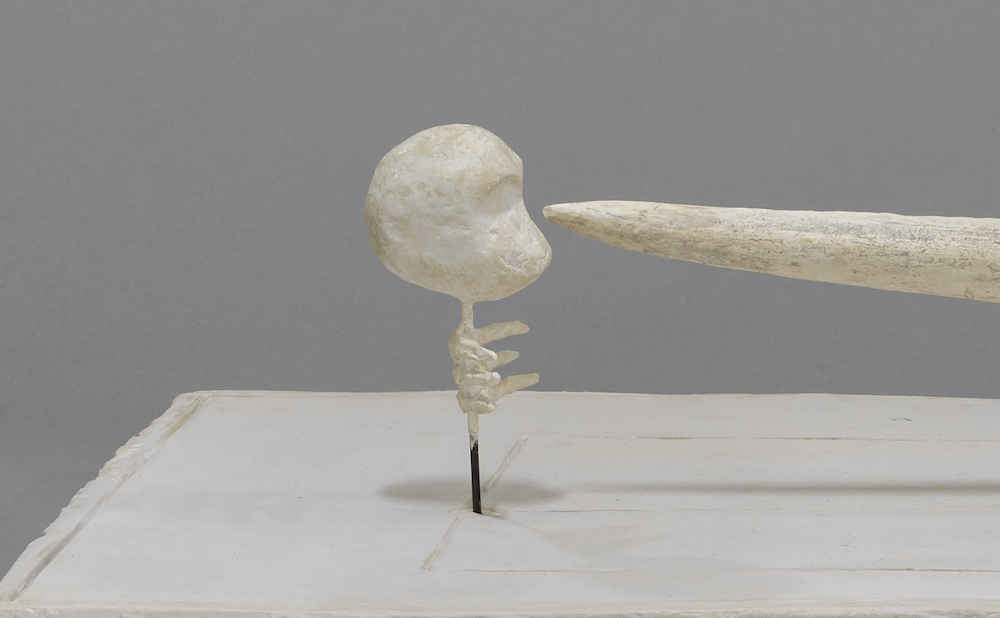 What Giacometti Learned From de Sade