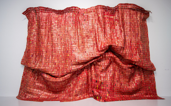 El Anatsui's Urgent Visions of the Past and Future