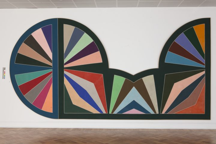 The Little-Known Story of a Frank Stella Work Once Mistaken for a Lunch Table