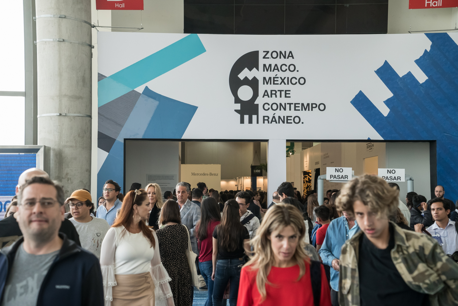 Taking in Local Projects at Zona Maco, Latin America's Largest Art Fair