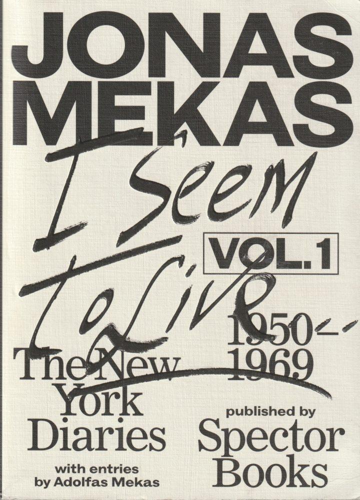 Jonas Mekas's Diary Reveals His Uncertain Sense of Self