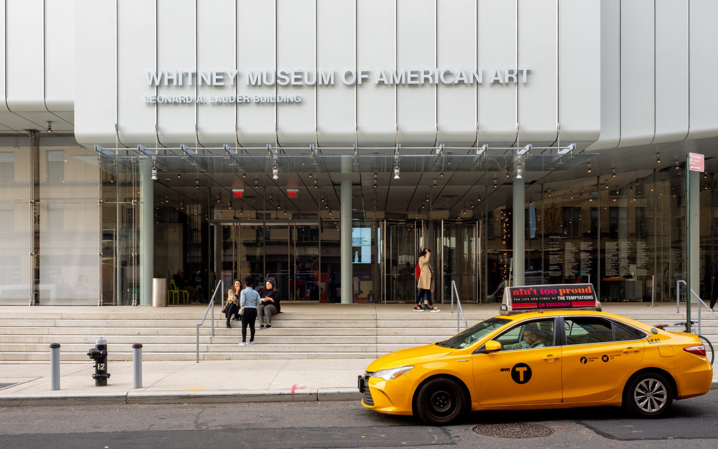 """Artists Ask Whitney Museum to """"Commit to a Year of Action"""""""