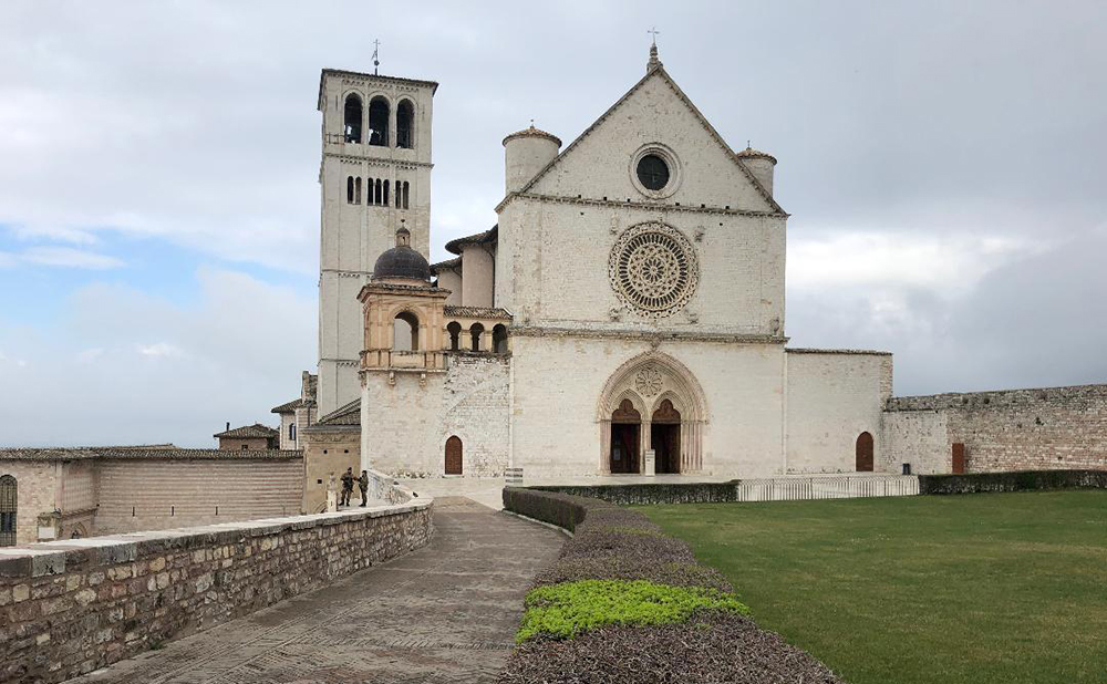 The Last Tourist in Assisi