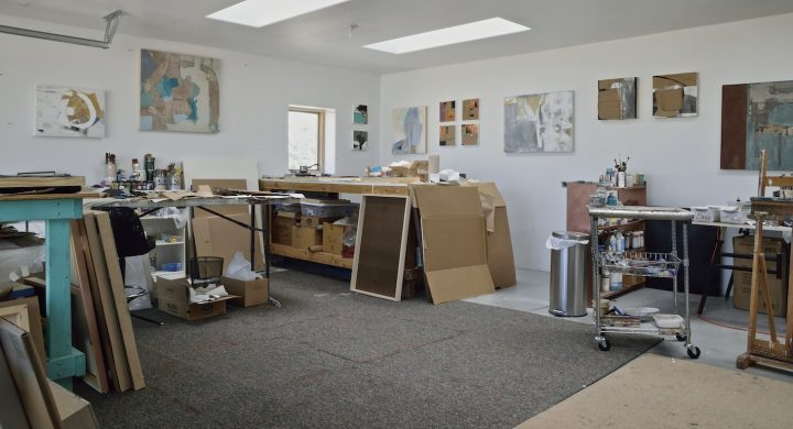 Elle MacLaren studio