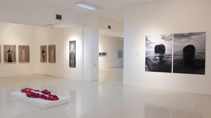 Installation Shot Jamaica Biennial for Criticism Piece
