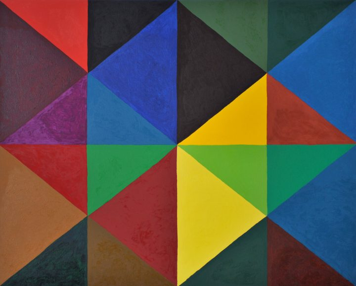 One of New York's Purest Abstract Painters