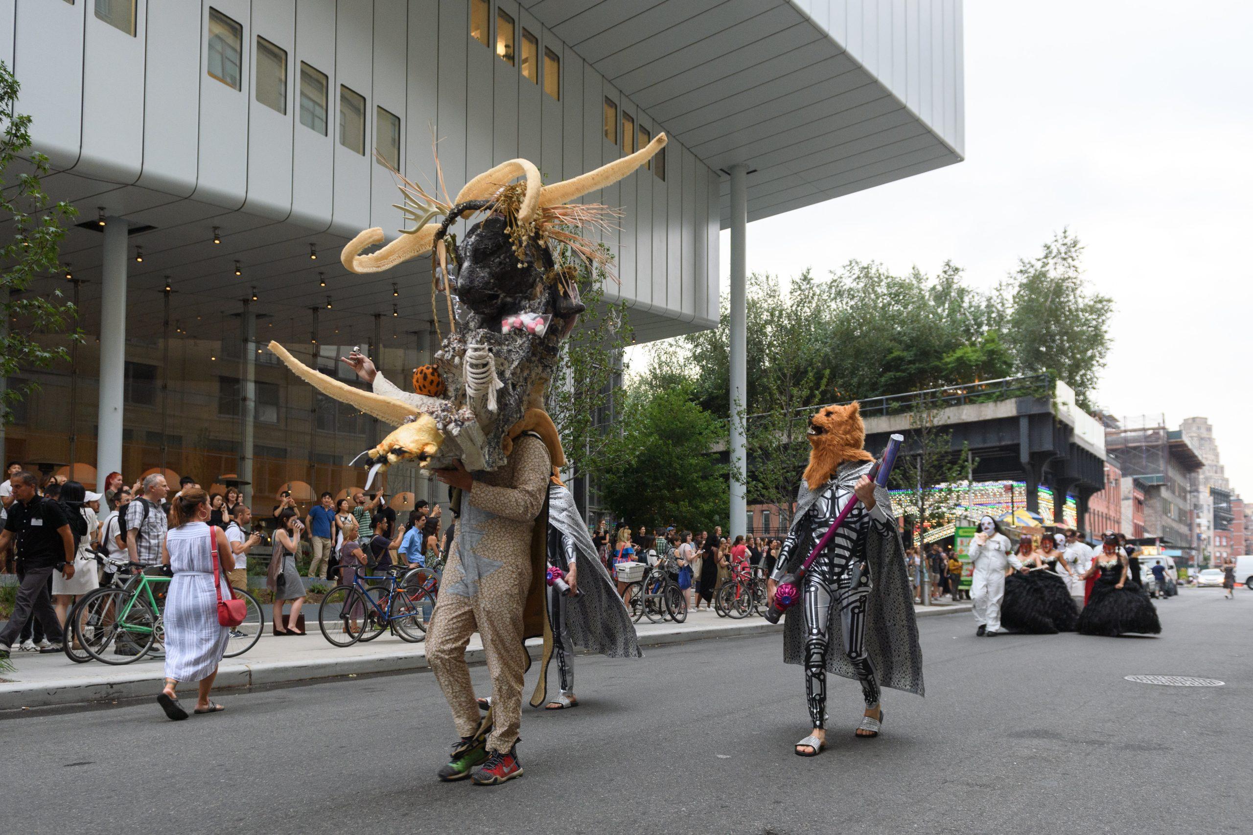 Maravilla Performance at Whitney Museum Filip Wolak Photo Credit scaled