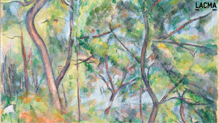 Paul Cezanne Sous Bois c. 1894 720x405 1