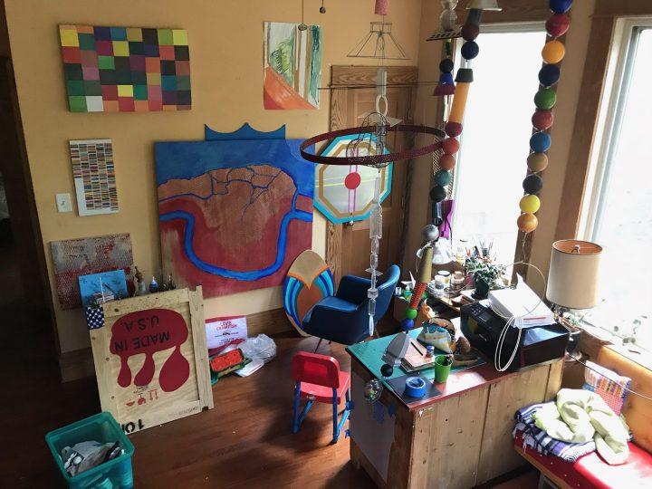 Rachel Goodwin studio
