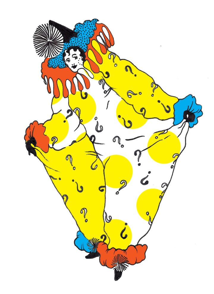 clown by Samantha Rehark