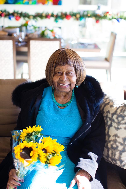 Birdie Smith 100th birthday