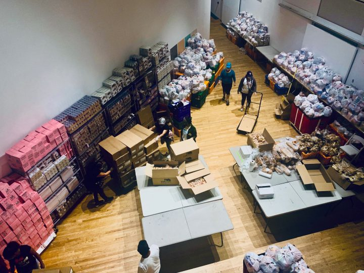 La Jornada Together We Can Food Pantry at Queens Museum 1