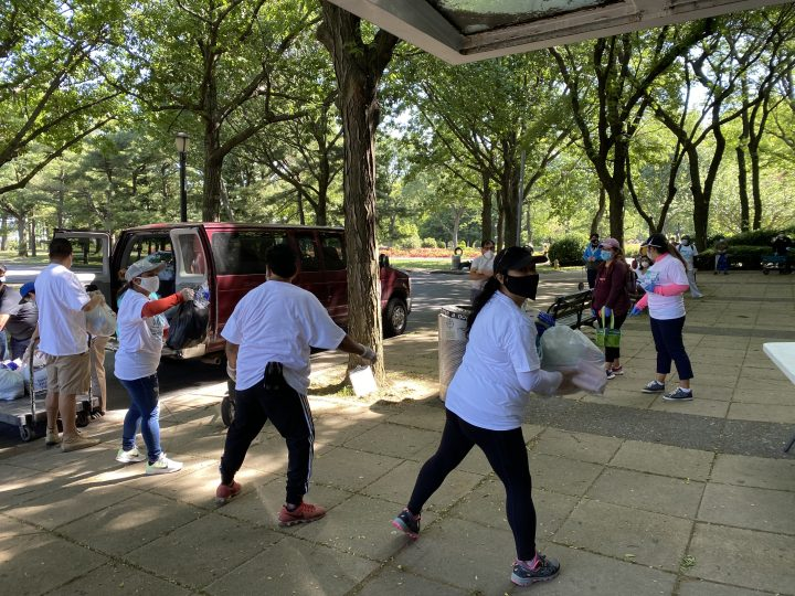 La Jornada Together We Can Food Pantry at Queens Museum 3