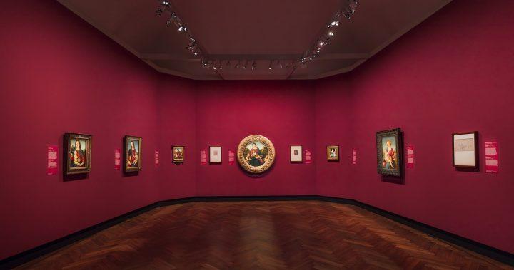 Raphael in Berlin exhibition view