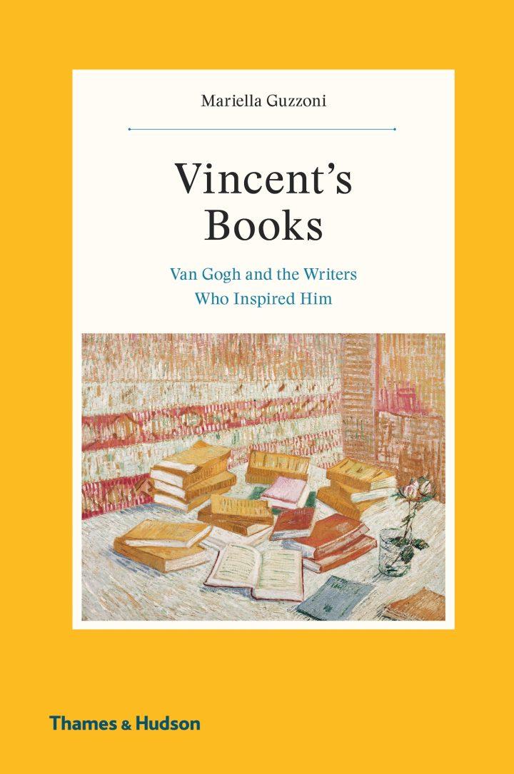 Vincents Books jacket