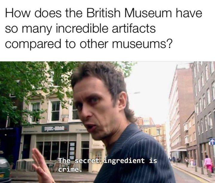 brit museum 1000