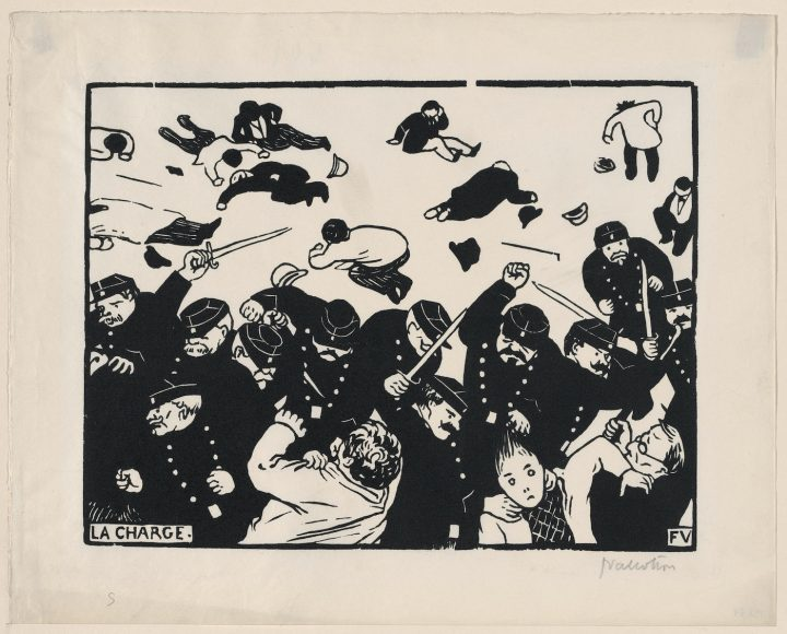 10. Vallotton The Charge