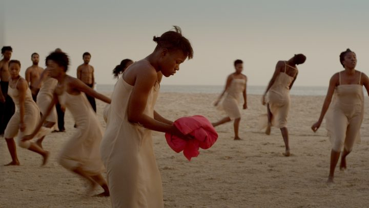 Dancing at Dusk A Moment with Pina Bauschs The Rite of Spring c polyphem Filmproduktion