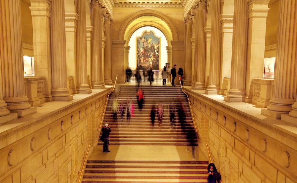 Inside the NY Met 1