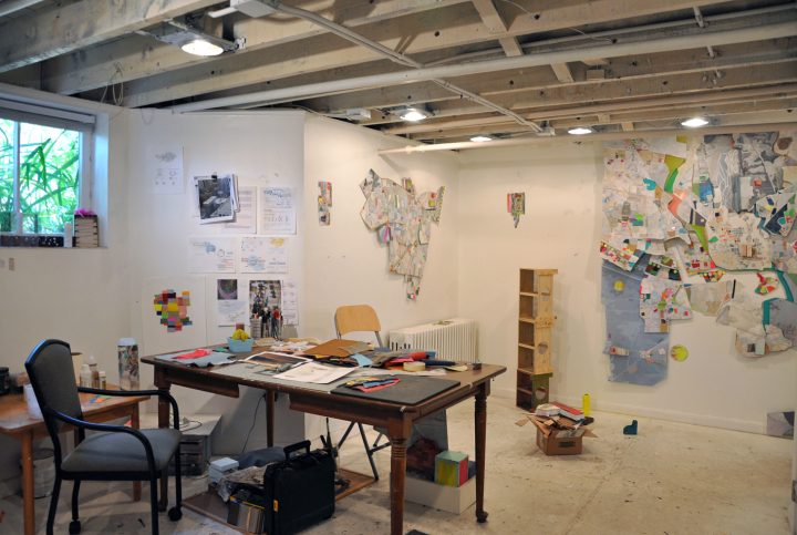 Mannebach View From the Easel 2020