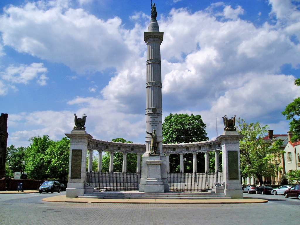 Monument avenue richmond virginia