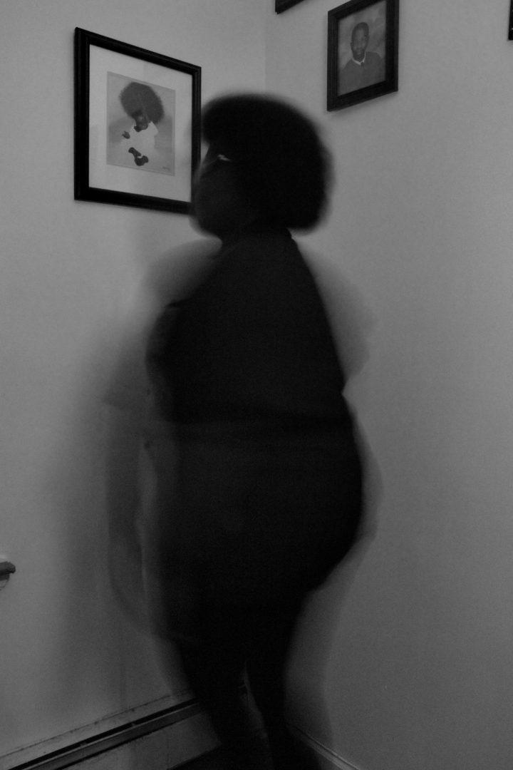 Nyasia Pettway Silhouette.