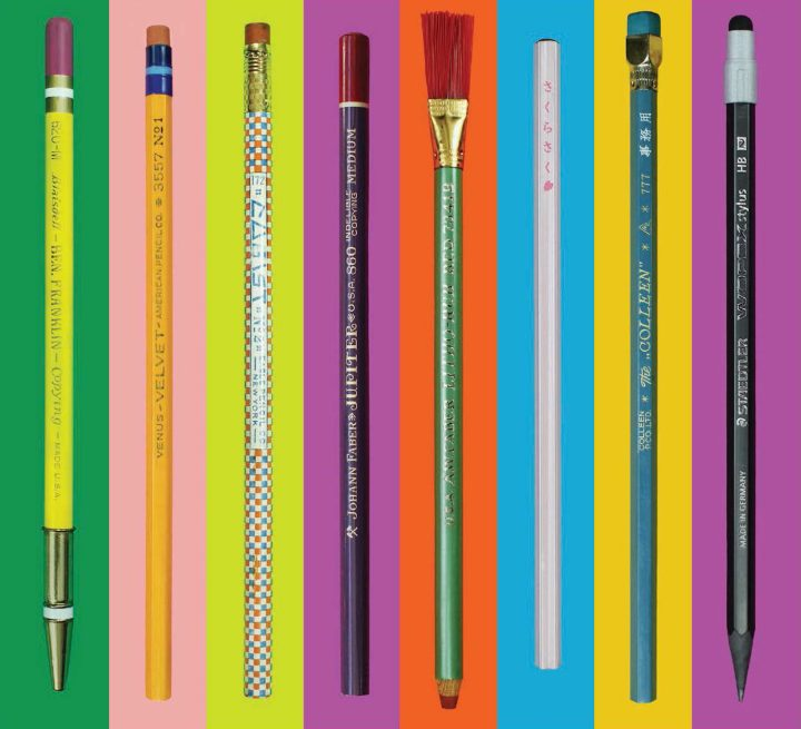 Pencils You Should Know pages 10 11