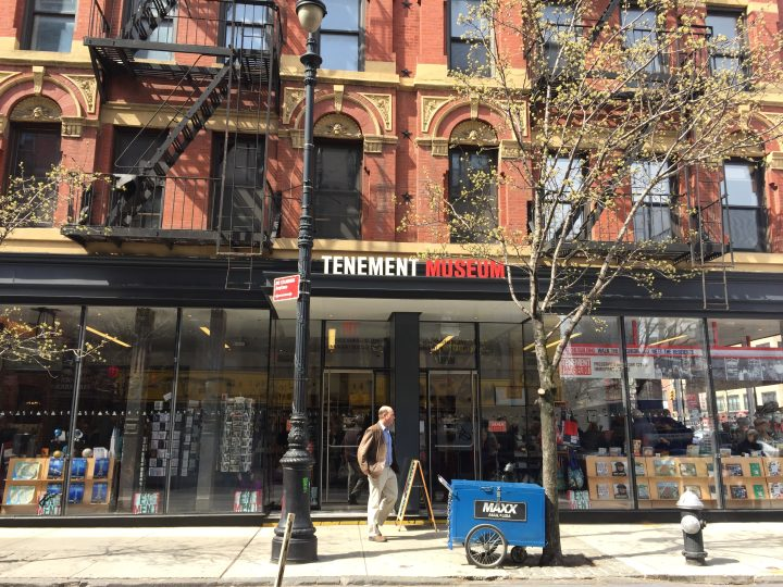 Tenement Museum New