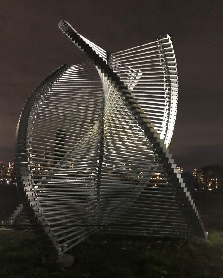 WAC sculpture
