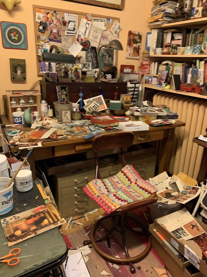 lynn Wadsworth studio