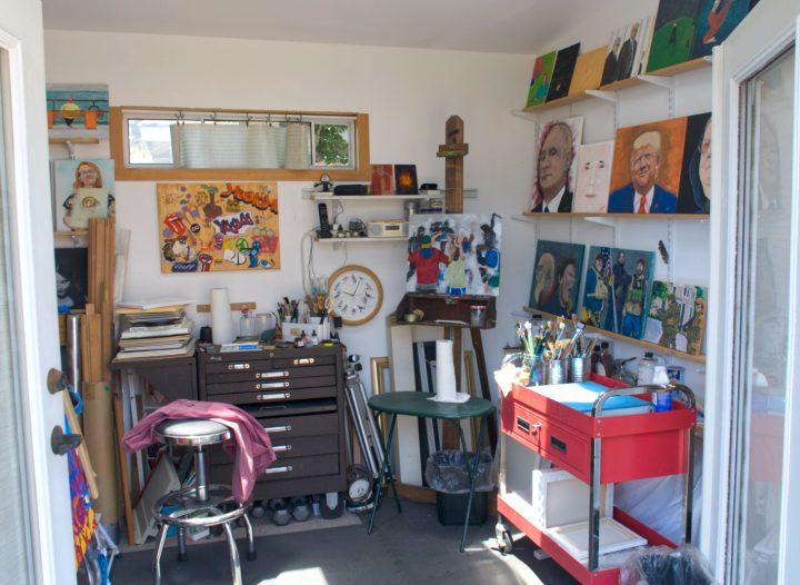 studio Larry Smith