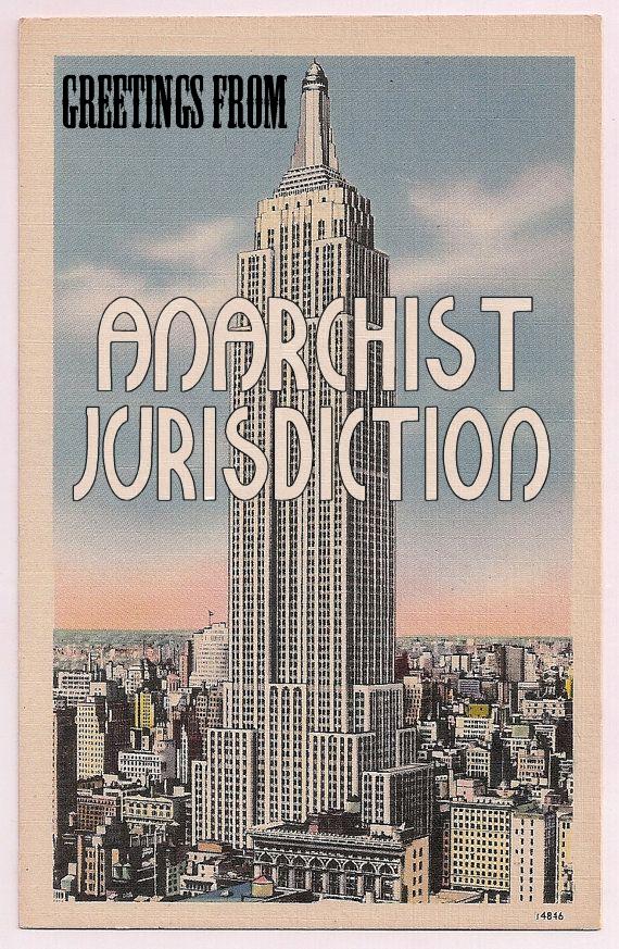 "Artists Celebrate Their ""Anarchist Jurisdiction"" by Parodying Nostalgic Postcards"