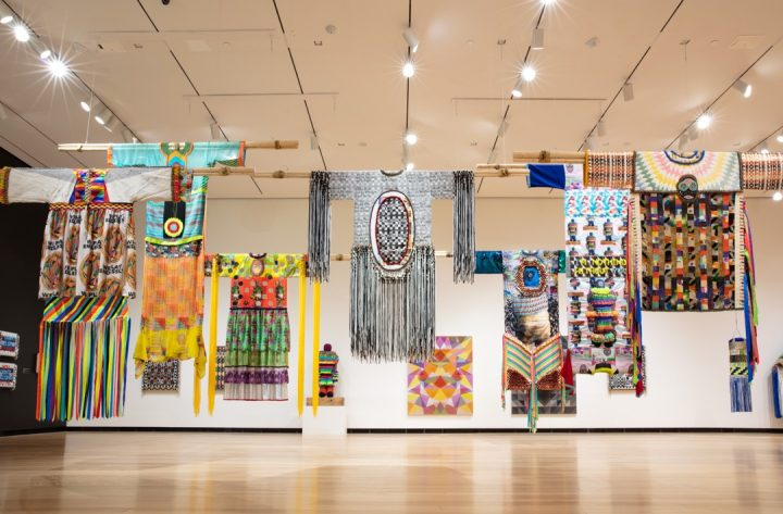 Jeffrey Gibson: Culture, Materials, Identity and Trade