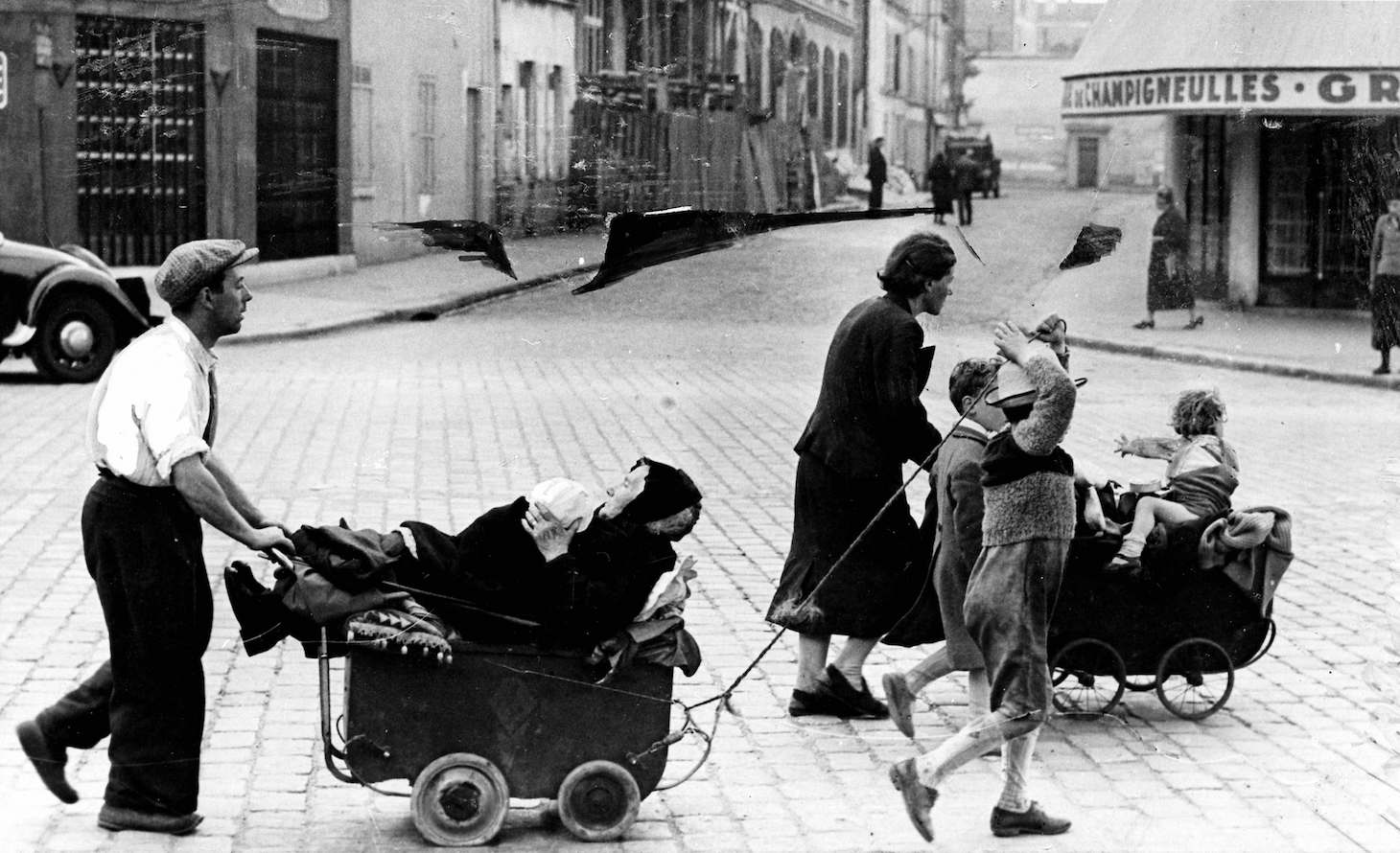 A Timely Look at the Escape From Paris After Nazi Invasion