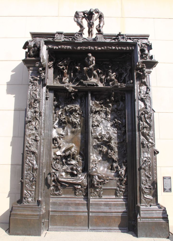 How Much Rodin Is Too Much?