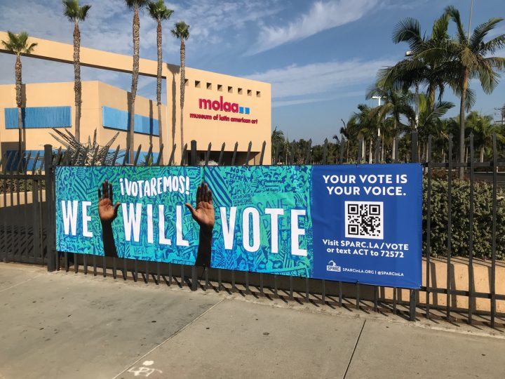 Haven't Cast Your Ballot? Here's a List of Los Angeles Museums Where You Can Vote