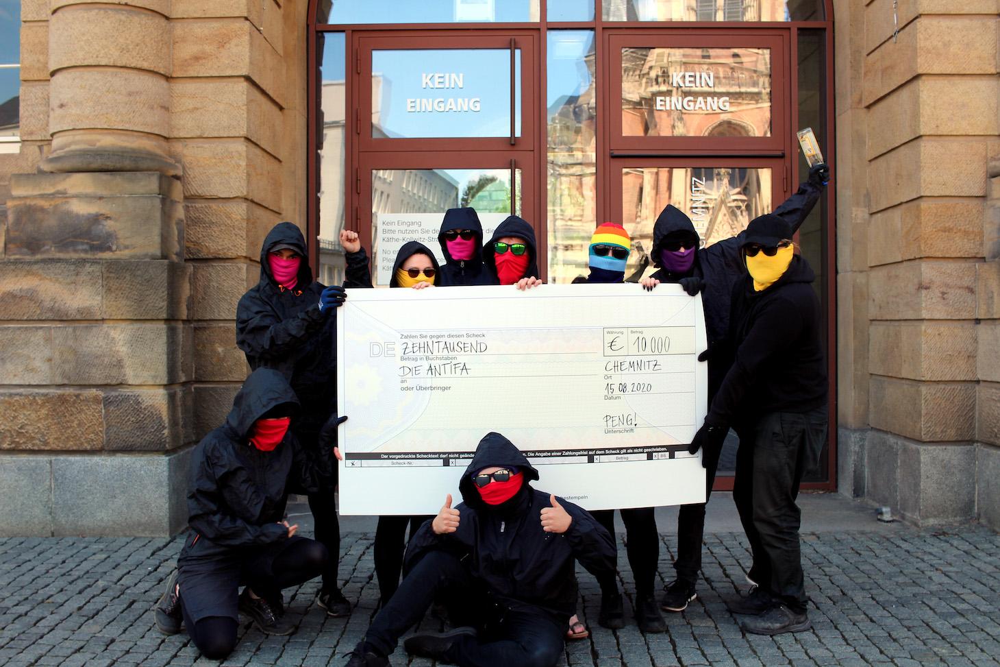 A Scuffle Over Anti-Fascist Art in a German Museum, Explained