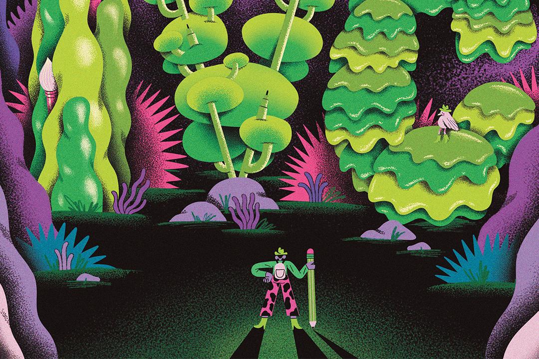 <div>Led by John Hendrix, Washington University's MFA in Illustration & Visual Culture Forges New Terrain</div>