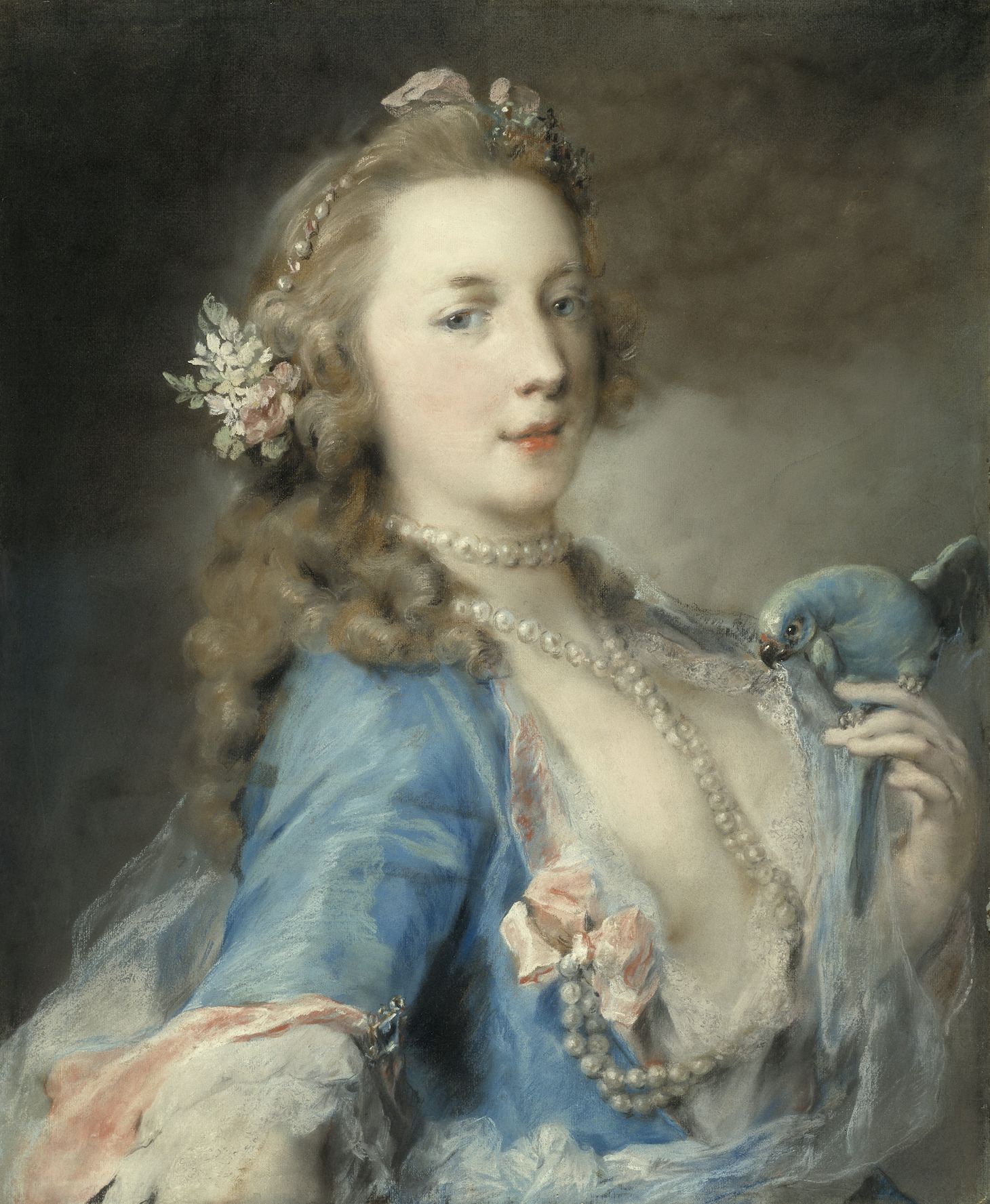 """The Remarkable Success Story of Rosalba Carriera, the Original """"Queen of Pastel"""""""
