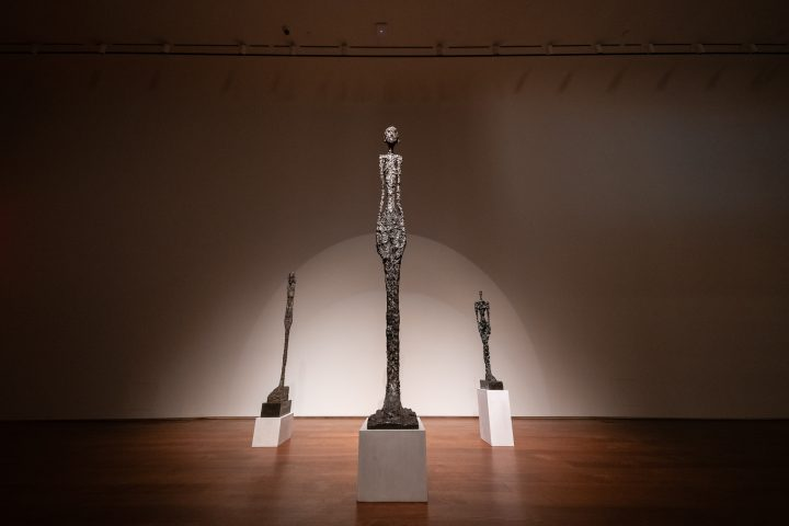 Sotheby's Conceals Final Sale Price of Monumental Giacometti Sculpture