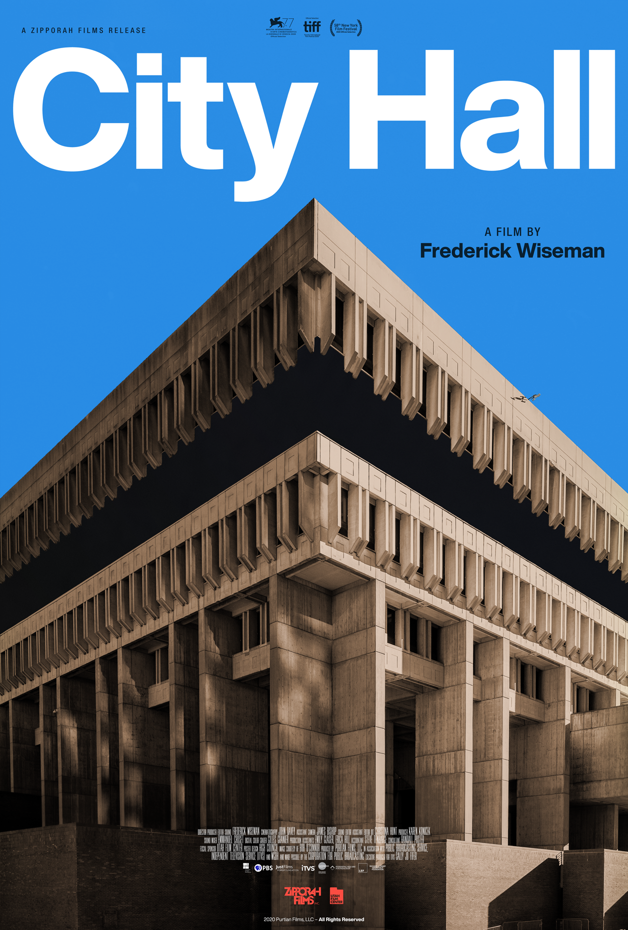 How a City Government Works, According to Frederick Wiseman