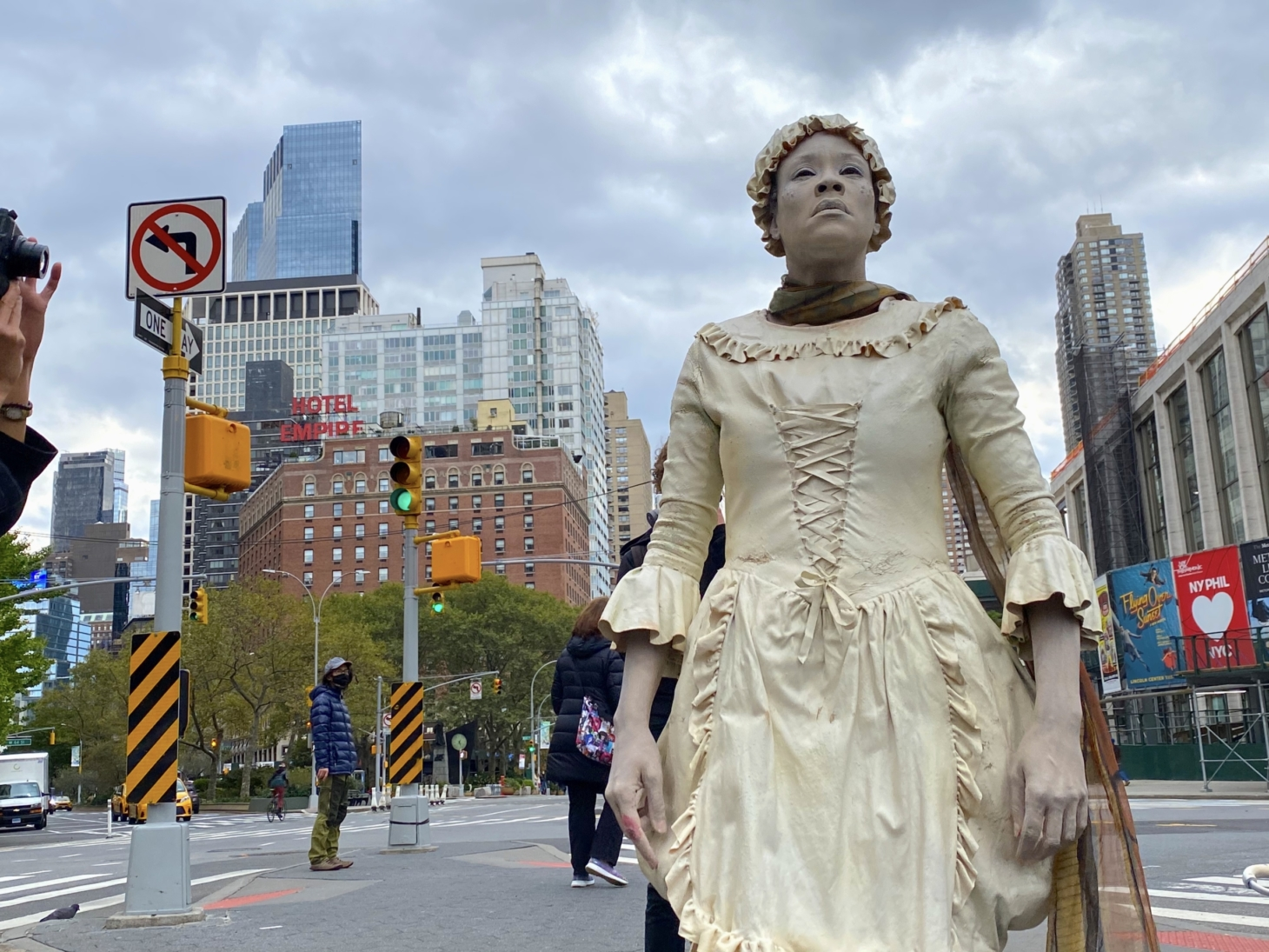On Election Day, a Performance Remembers a Woman Who Fled Enslavement