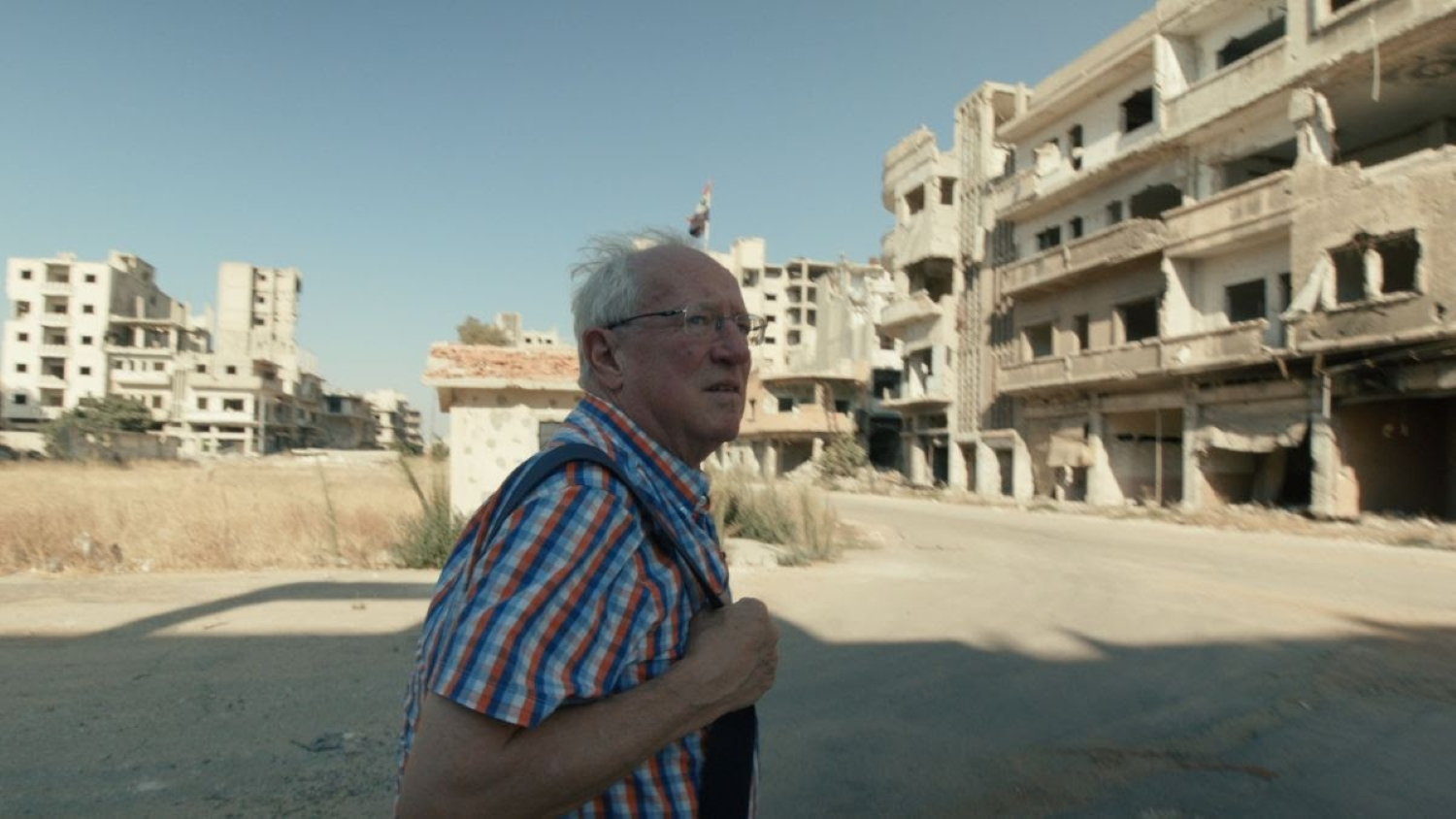 The Life and Times of War Reporter Robert Fisk