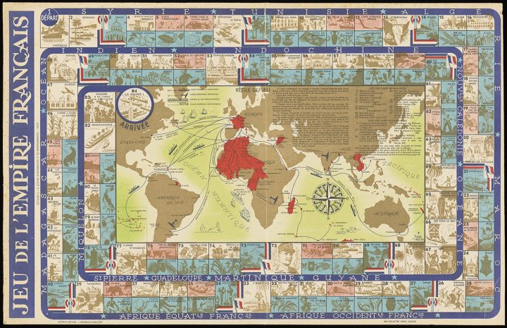 Lessons on Propaganda: Visualizing Empire Counters the Colonial Archive
