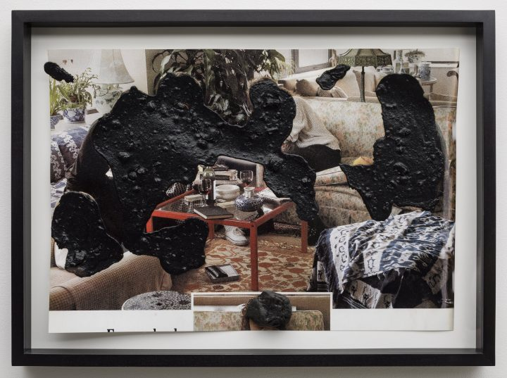 Through Video and Collage, Abbey Williams Inverts the Paradigm of White Hegemony