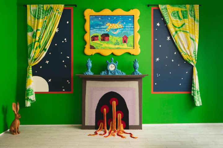Step Inside of Goodnight Moon in This Immersive Exhibition