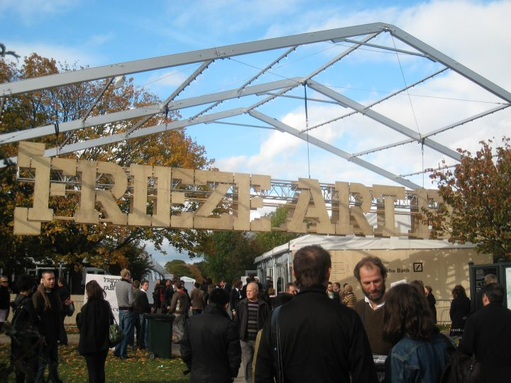Unfazed by the Pandemic, Frieze Aims to Carry On
