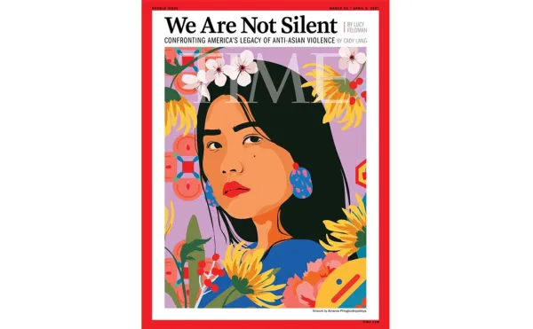 hyperallergic.com: Week in Review: Artist's TIME Cover Denounces Anti-Asian Hate Crimes; NFTs Stolen by Hackers
